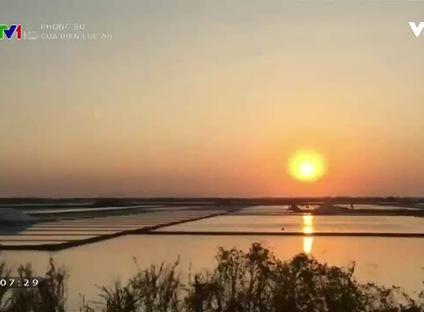 Phóng sự: Cửa biển Lộc An