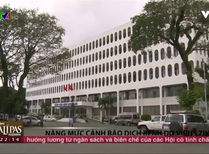 Vấn đề hôm nay: Nguy cơ tăng trường hợp nhiễm Zika ở Việt Nam
