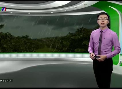 Bản tin thời tiết nông vụ - 23/10/2016