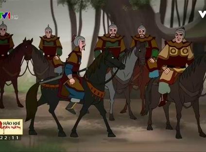Hào khí ngàn năm: Thái úy Lý Thường Kiệt và phòng tuyến sông Như Nguyệt - Phần 1