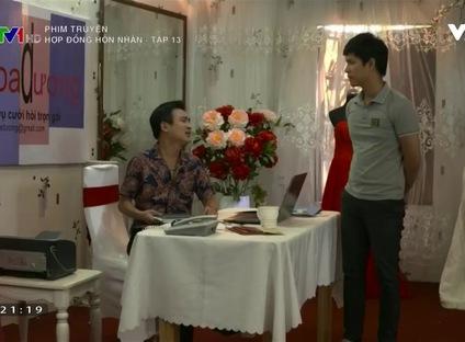 Phim truyện: Hợp đồng hôn nhân - Tập 13
