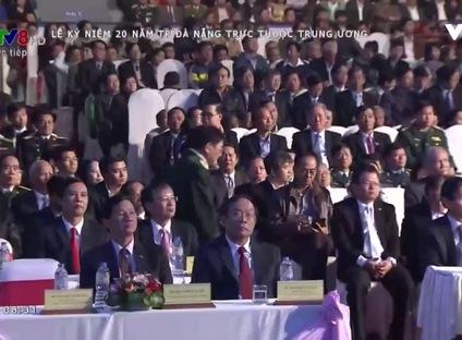 Lễ kỷ niệm 20 năm TP Đà Nẵng trực thuộc Trung ương - 31/12/2016