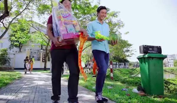 """MV """"Tết Nguyên Đán"""" - Trương Quỳnh Anh & Tim."""