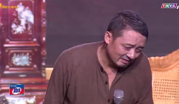 """""""Cặp đôi vàng"""" tập 9: Tấn Hoàng gây thổn thức với ca khúc """"Tình cha"""""""