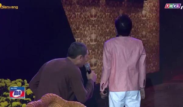 """""""Cặp đôi vàng"""" tập 9: Chiến Thắng với ca khúc """"Lòng mẹ"""""""