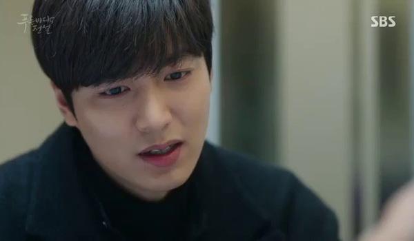"""""""Huyền thoại biển xanh"""" tập 19: Sim Chung tỉnh lại"""