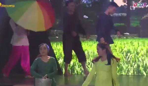 """Chung kết Cặp đôi vàng: Mai Quốc Việt - Như Thùy với ca khúc """"Làm quen"""""""