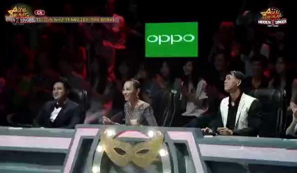 """Chung kết """"Ca sĩ giấu mặt 2016"""": Như Trang trình bày ca khúc """"Hangover"""""""