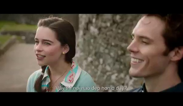 "Trailer 2 của ""Me Before You"""