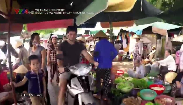 Vietnam Discovery: Gốm Huế và nghệ thuật khảm sành sứ
