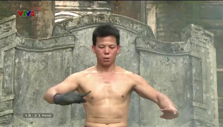 Tinh hoa võ thuật: Hỏa diệm công
