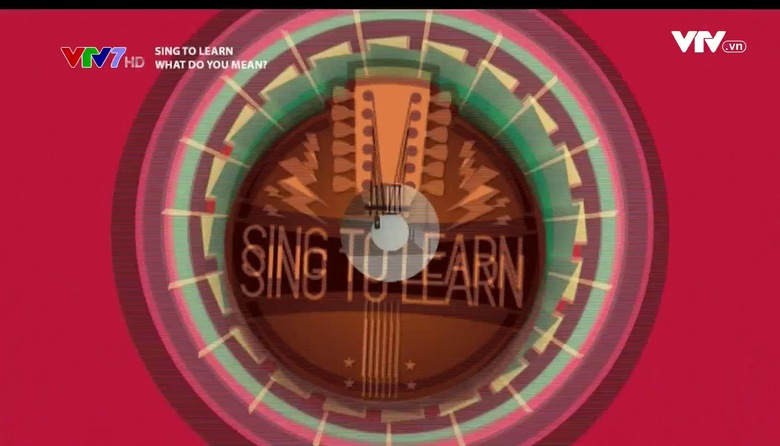 Sing to learn: What do you mean