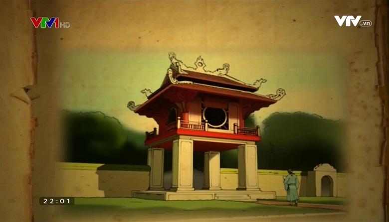 Hào khí ngàn năm: Những điều nghiêm cấm trong cung phủ thời vua Lý Anh Tông