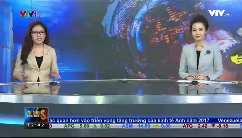 Tài chính kinh doanh trưa - 17/01/2017