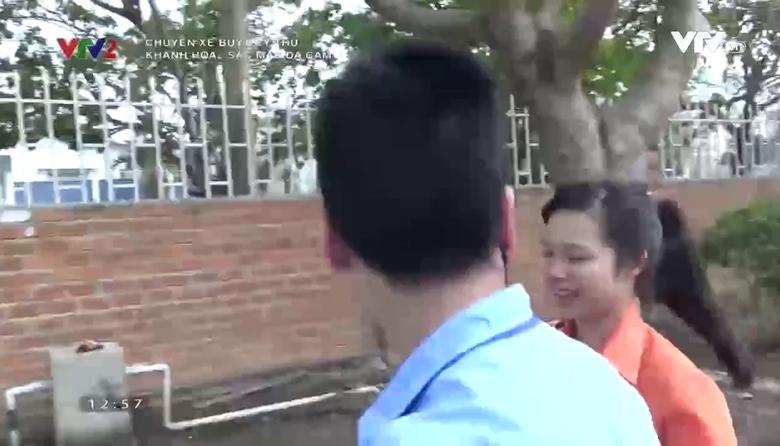 Chuyến xe buýt kỳ thú: Khánh Hòa - Sắc màu da cam