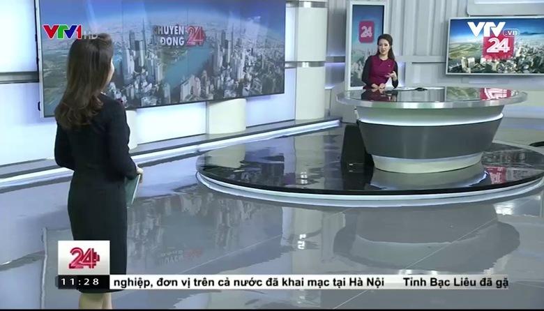 Bản tin thời tiết 11h30 - 18/01/2017