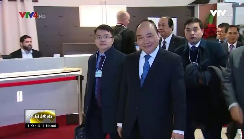 Bản tin tiếng Trung - 19/01/2017