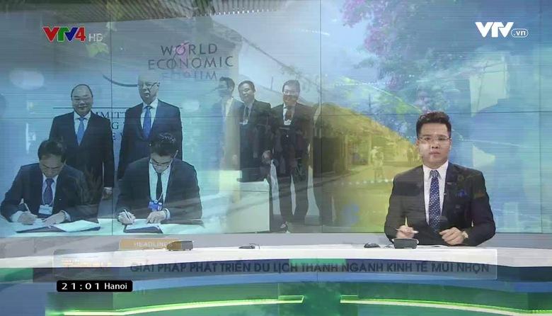Bản tin tiếng Việt 21h - 19/01/2017