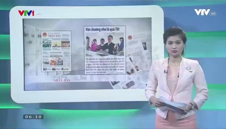 Điểm báo - 21/01/2017