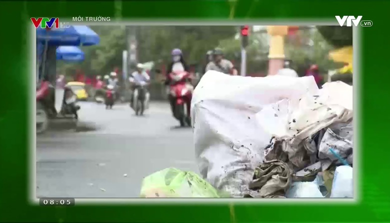 Môi trường: Tăng mức xử phạt xả rác ra môi trường