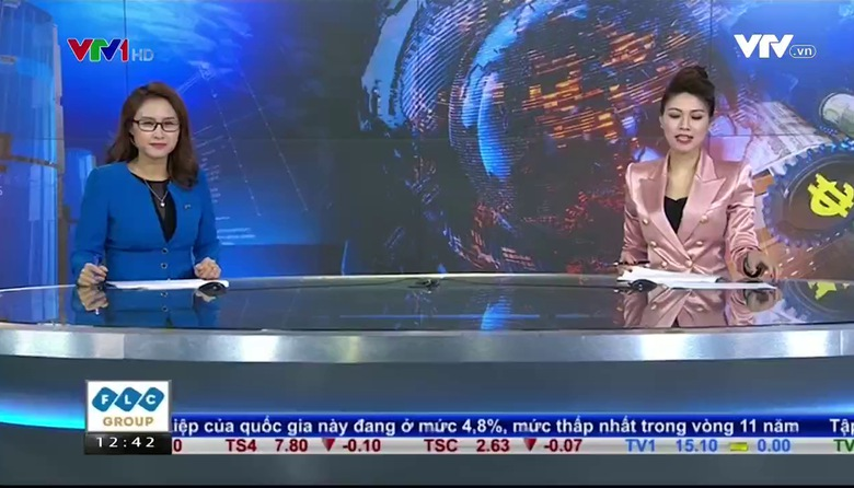 Tài chính kinh doanh trưa - 17/02/2017