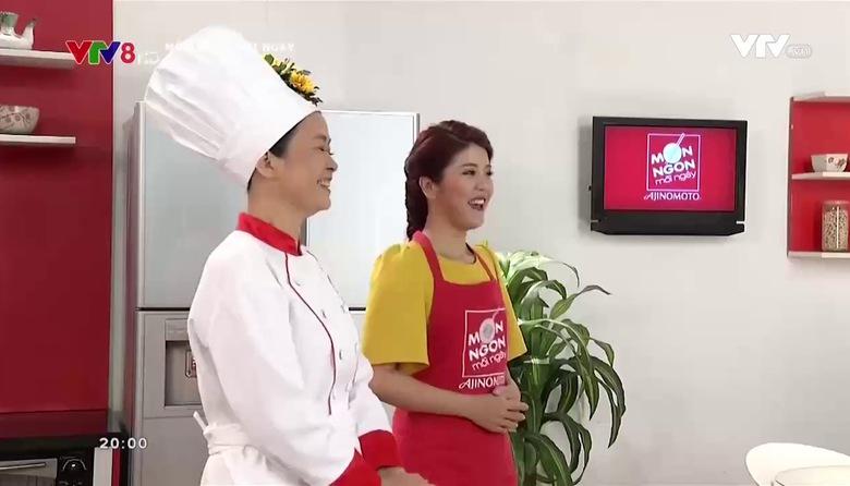Món ngon mỗi ngày: Canh gà nấu bông so đũa