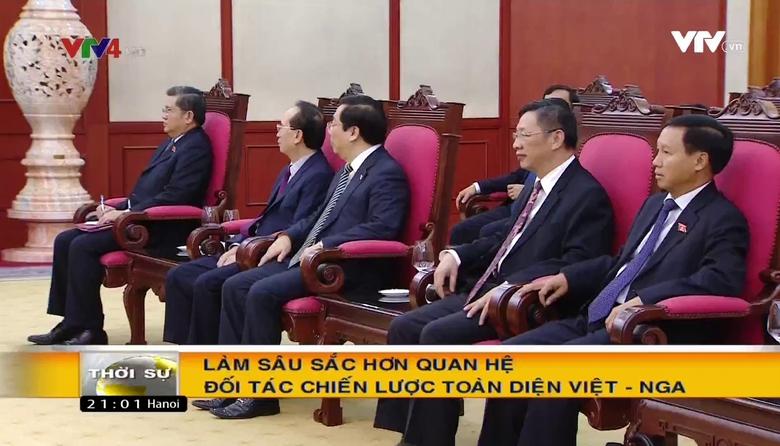 Bản tin tiếng Việt 21h - 22/02/2017