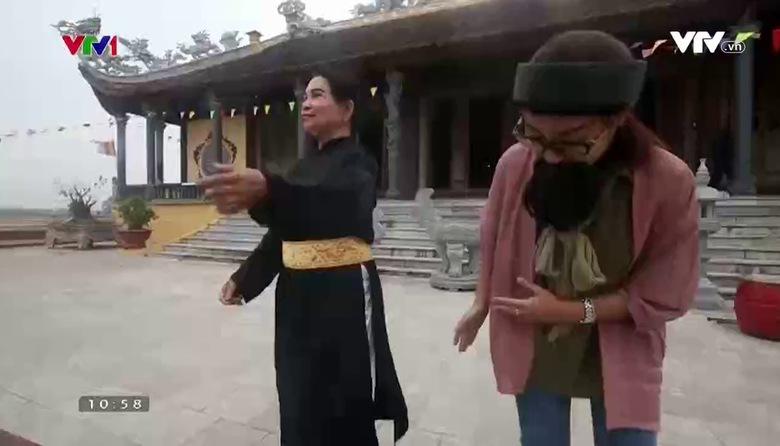 Nét đẹp dân gian: Người Thái Bình với nghệ thuật tuồng cổ