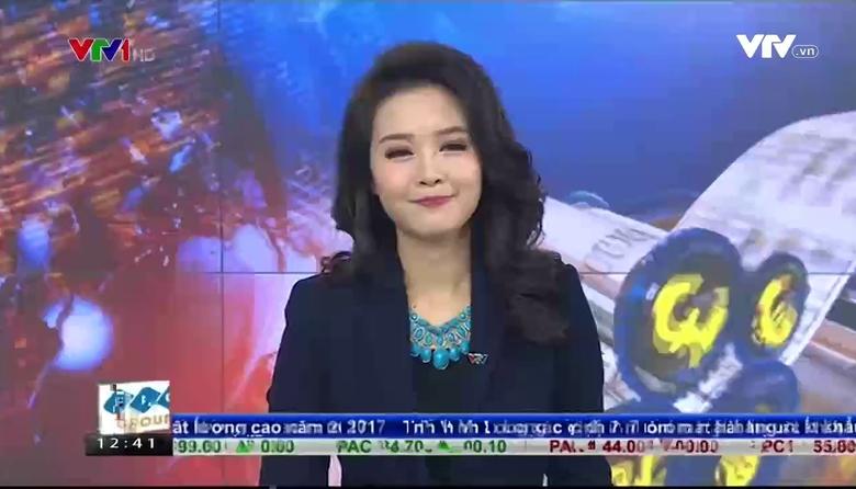 Tài chính kinh doanh trưa - 23/02/2017