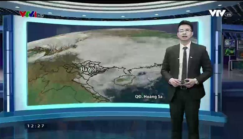 Bản tin thời tiết 12h30 - 24/02/2017