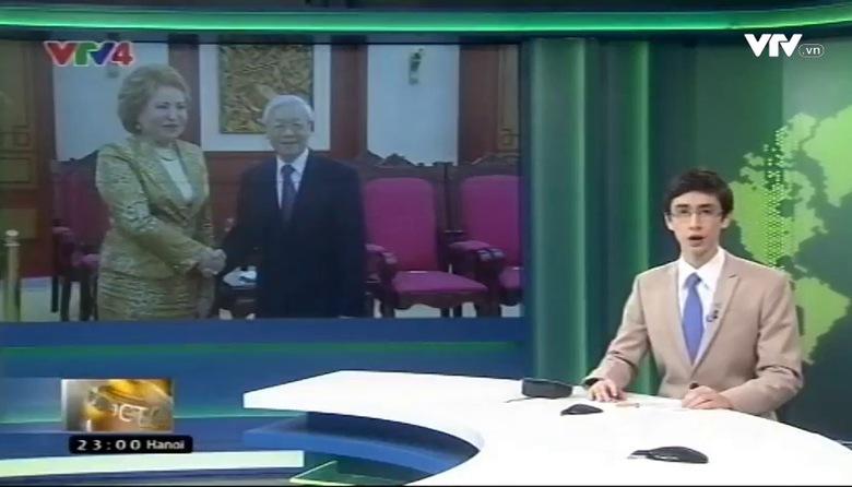 Bản tin tiếng Nga - 22/02/2017