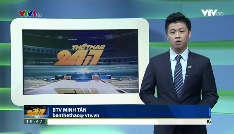 Thể thao 24/7 - 25/02/2017