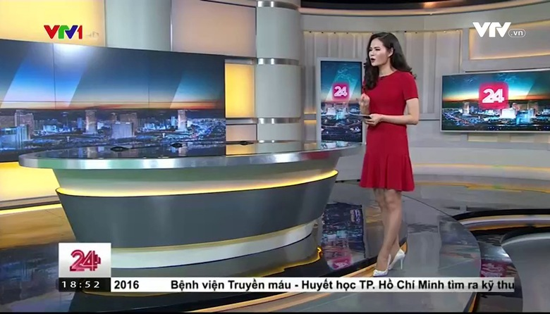 Bản tin thời tiết 18h45 - 25/02/2017