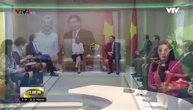 Bản tin tiếng Trung - 25/02/2017