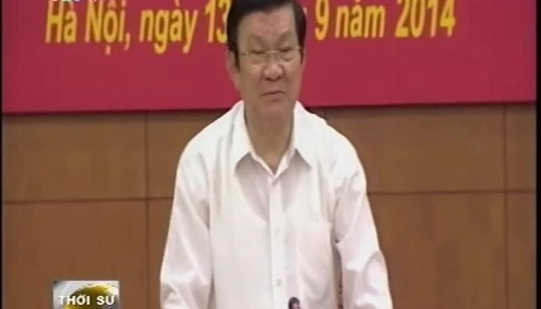 Bản tin tiếng Việt 21h - 13/9/2014