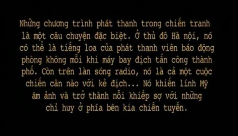 Ký ức Việt Nam: Tiếng nói địch vận
