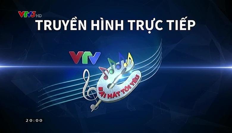 Lễ trao giải VTV bài hát tôi yêu - 20/02/2016