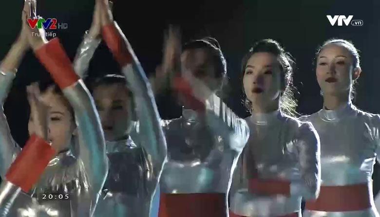 Robocon 2016: Chung kết - Lễ trao giải