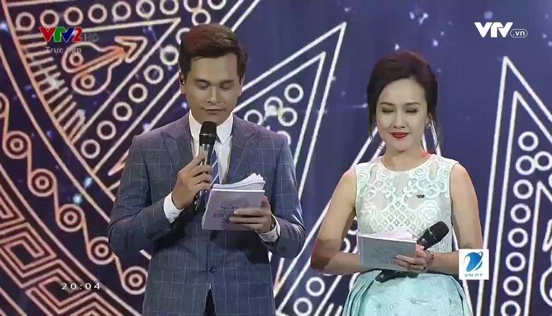 Lễ trao giải Nhân tài đất Việt - 19/11/2016
