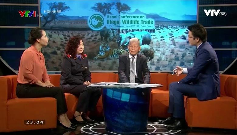 Hội nhập: Cam kết và nỗ lực của Việt Nam cùng cộng đồng quốc tế chống buôn bán trái pháp luật động thực vật hoang dã