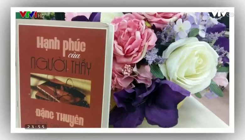 Mỗi ngày một cuốn sách: Hạnh phúc của người thầy