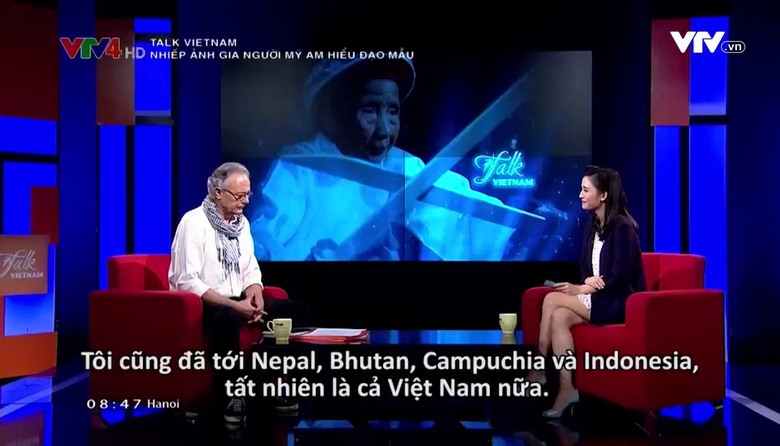 Talk Vietnam: Nhiếp ảnh gia người Mỹ am hiểu Đạo Mẫu