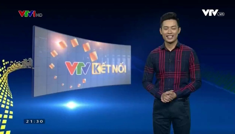 VTV kết nối: Cảnh quay từ trên cao của Đón Tết cùng VTV 2017