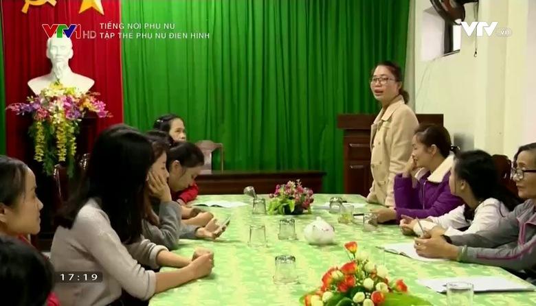Tiếng nói phụ nữ: Những tập thể phụ nữ điển hình