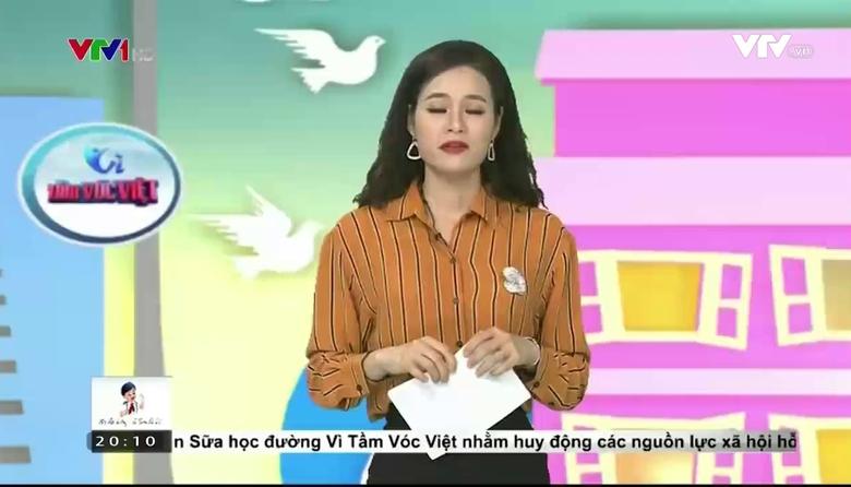 Vì tầm vóc Việt - 14/01/2017