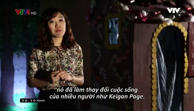 Expat Living: Hai nghệ sỹ Đức và chất liệu thuần Việt
