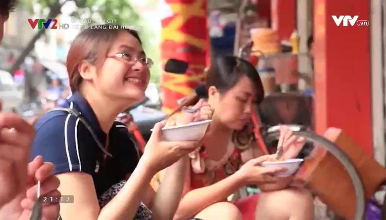 Đi đâu ? ăn gì ?: Tết ở làng Đại Hoàng