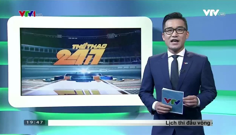 Thể thao 24/7 - 20/01/2017