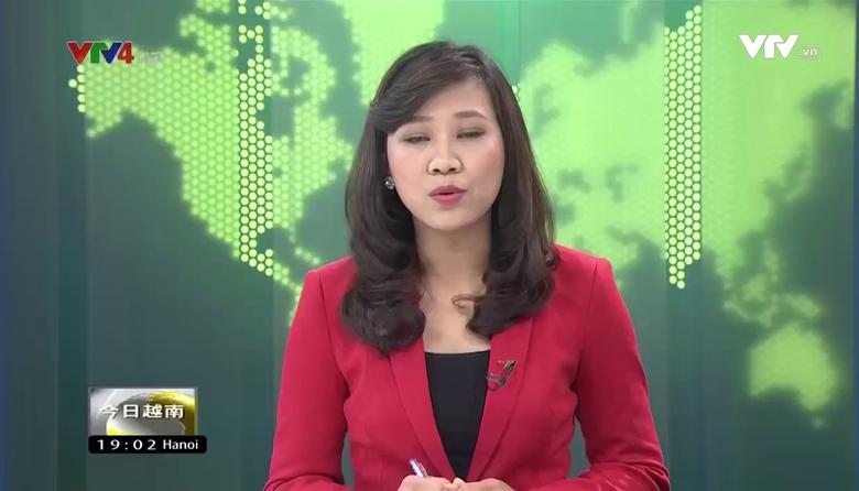 Bản tin tiếng Trung - 20/01/2017