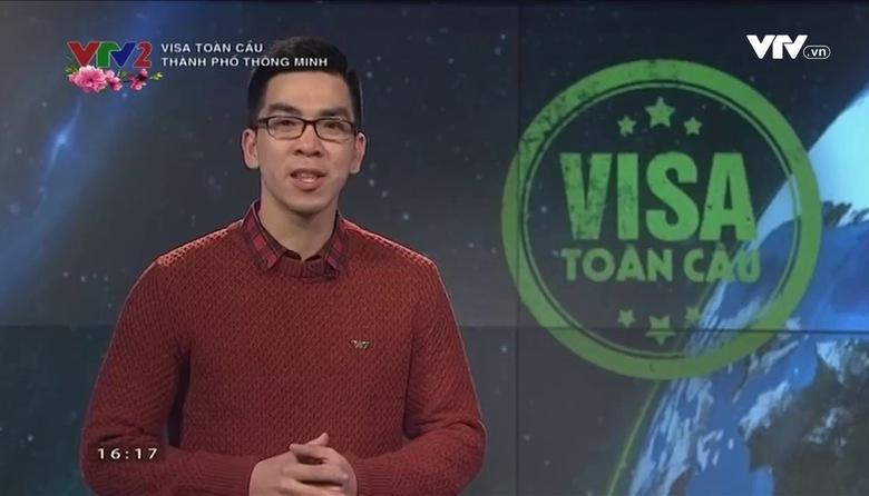 Visa toàn cầu: Thành phố thông minh - Phần 1